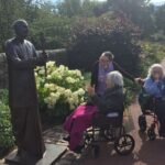 edinburgh care home residents day out