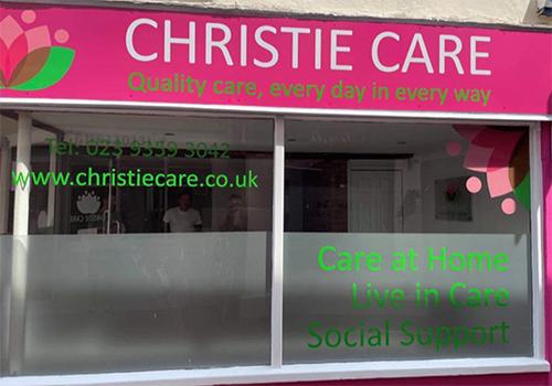 Christie Care Gosport