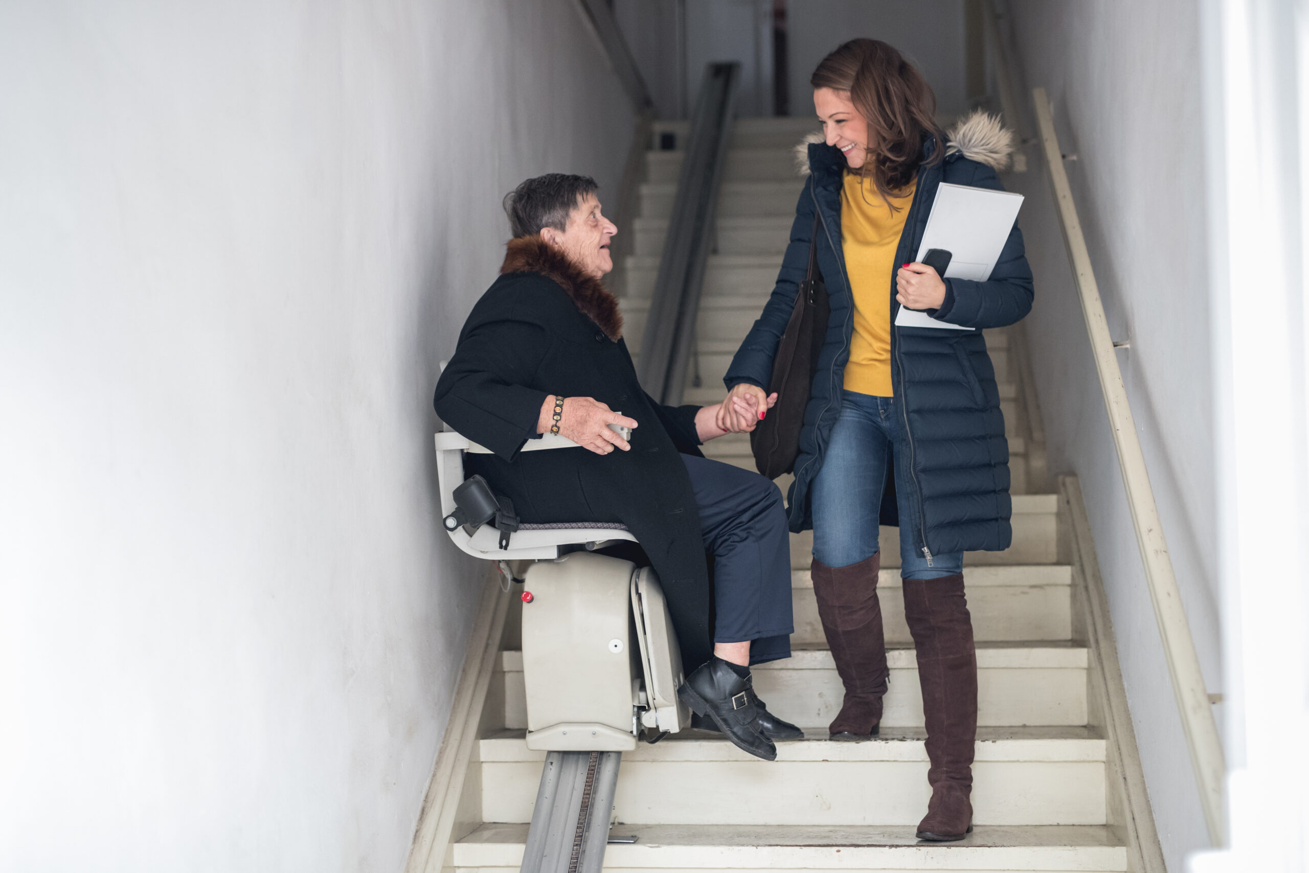 choosing the right stairlift